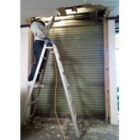 手動および電動シャッター修理・設置工事