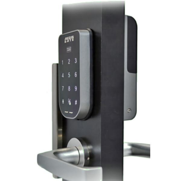 画像3: ドア加工不要の電子錠「AEGIS GATE」